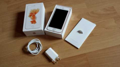 IPHONE 6S 128GB ROSE GOLD IPHONE 6S 128GB ROSE GOL
