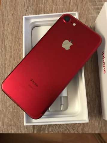 Prodej iPhone 7 128gb (PRODUCT)RED Special Edition