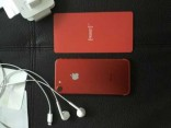 Red Edition Apple iPhone 7 128gb/256gb